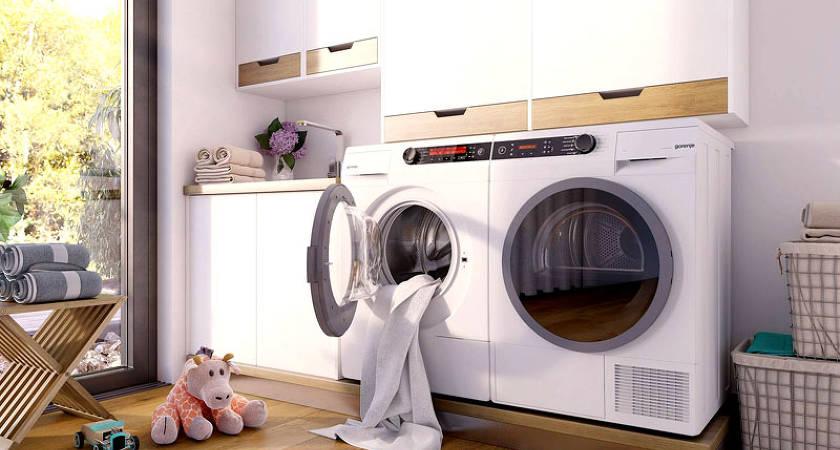 Лучшие стиральные машины с сушкой 2019 года