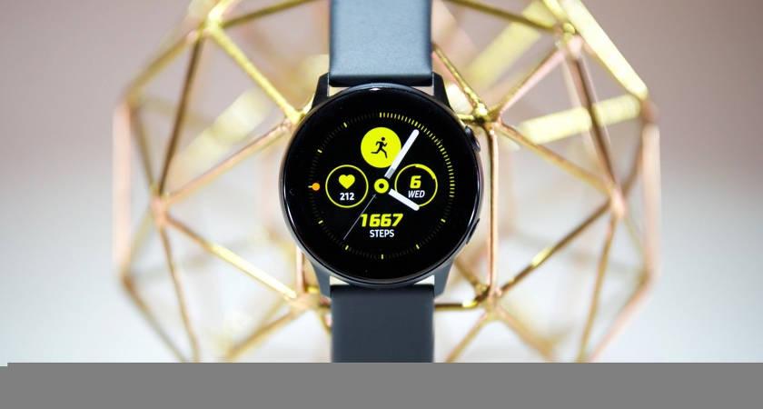 Смарт-часы Gear S3 и Gear Sport получили обновление с One UI