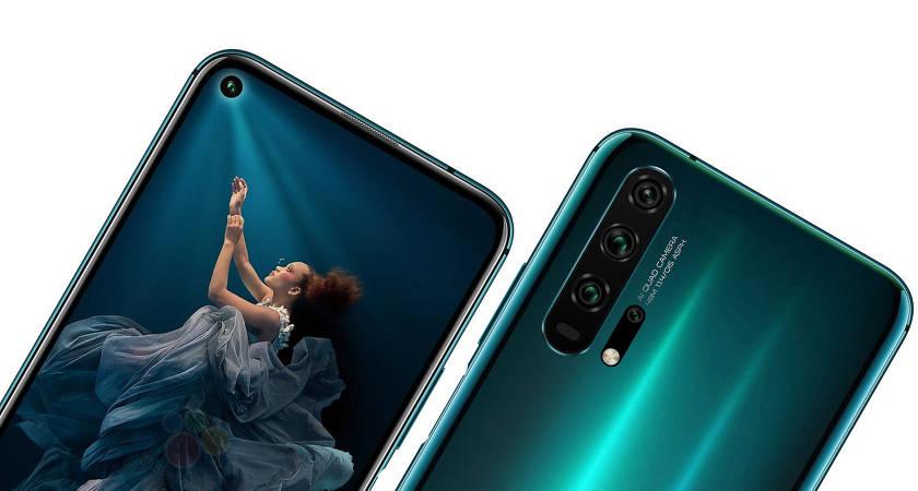 Когда ждать смартфон Honor 20 Pro, и состоится ли дата продаж вообще?