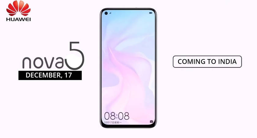 Компания Huawei готовится к презентации смартфона Nova 5i на новом чипе Kirin 710