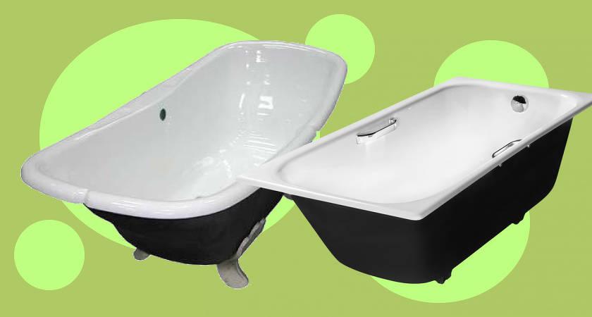 Лучшие чугунные ванны