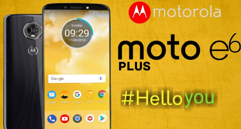 Motorola выпустит смартфон на чипе MediaTek Helio P22