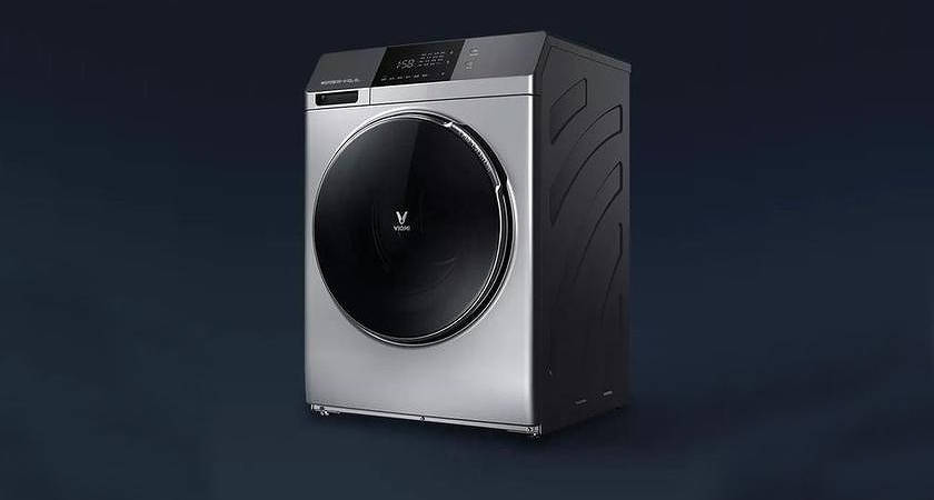 MiJia Internet Washing and Drying Machine: новая стиральная машина Xiaomi с загрузкой до 10 кг белья