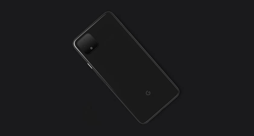 Представлены первые рендеры флагмана Google Pixel 4