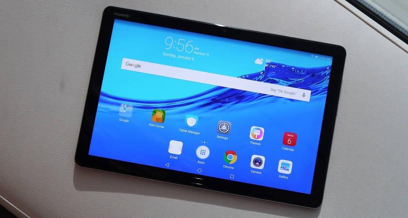 В сеть улетучились характеристики планшета Huawei MediaPad M6