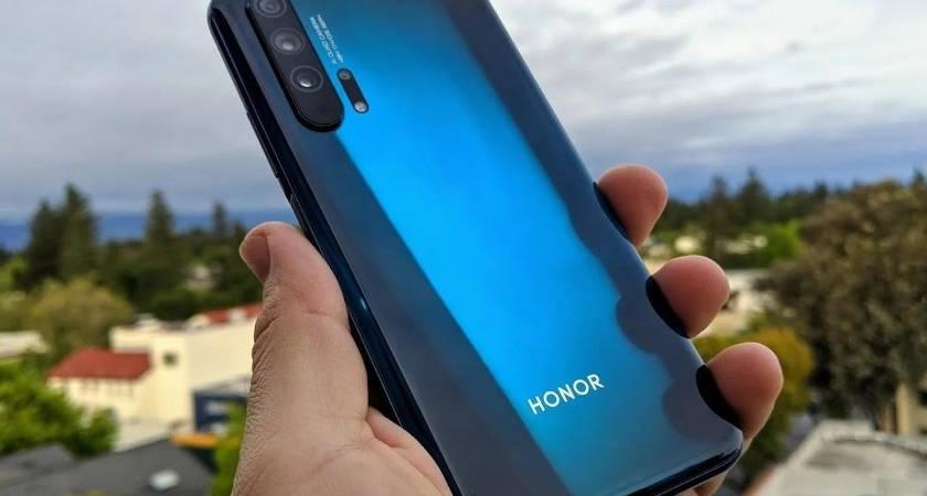 Названа цена нового смартфона Honor 9X Pro