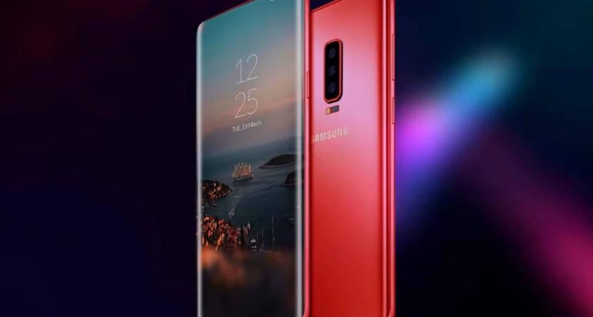Компания Samsung готовится к презентации новой линейки смартфонов Galaxy R