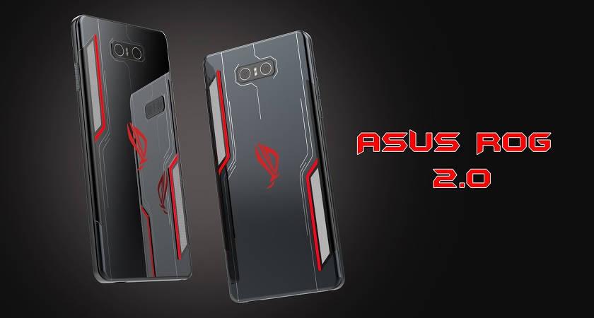 ASUS ROG Phone 2 получит 30-ваттную зарядку