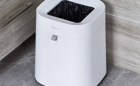 Xiaomi представили «умное ведро» Townew Smart Trash Can T Air