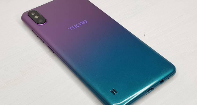 Обзор недорогого смартфона Tecno POP 2S