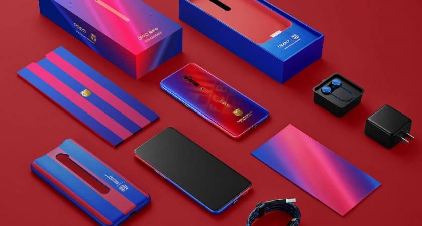 Компания OPPO представила новую версию смартфона Reno 10X