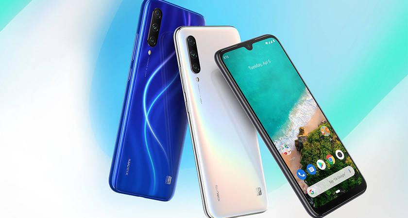 Компания Xiaomi наконец-то представила смартфон Mi A3