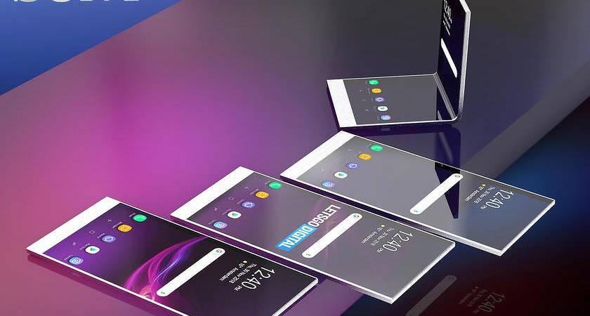 Компания Sony выпустит свой складной смартфон