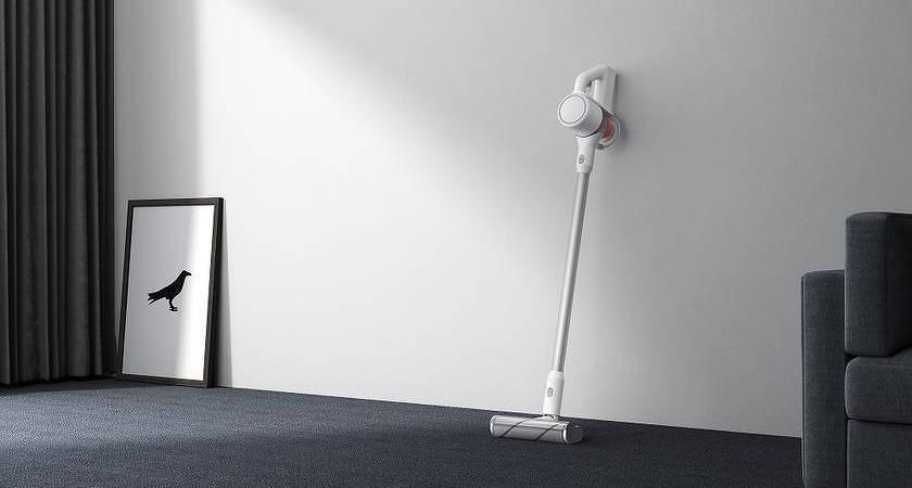 Новый беспроводный пылесос Xiaomi Mi Handheld Vacuum Cleaner скоро в продаже!