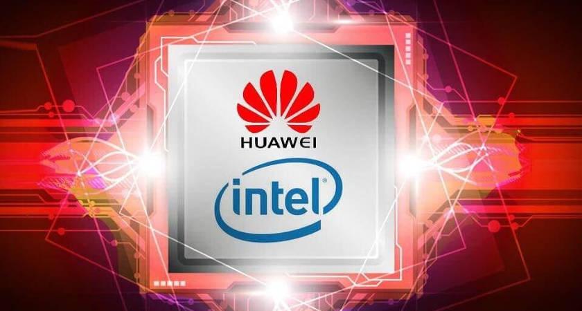 Компания Intel возобновляет сотрудничество с Huawei!