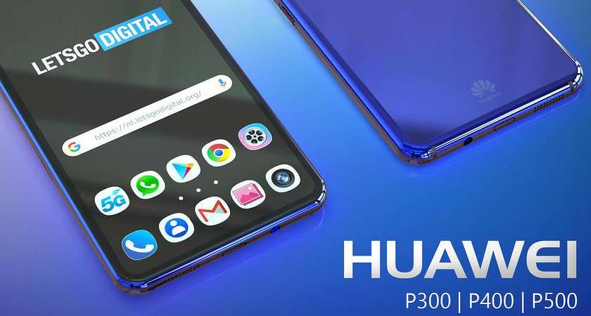 Компания Huawei переименуют премиальные смартфоны