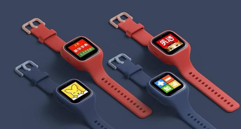 Новые умные часы для детей от Xiaomi уже представлены