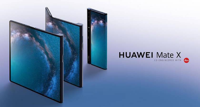 Huawei перезапустит складной смартфон Mate X уже на этой неделе