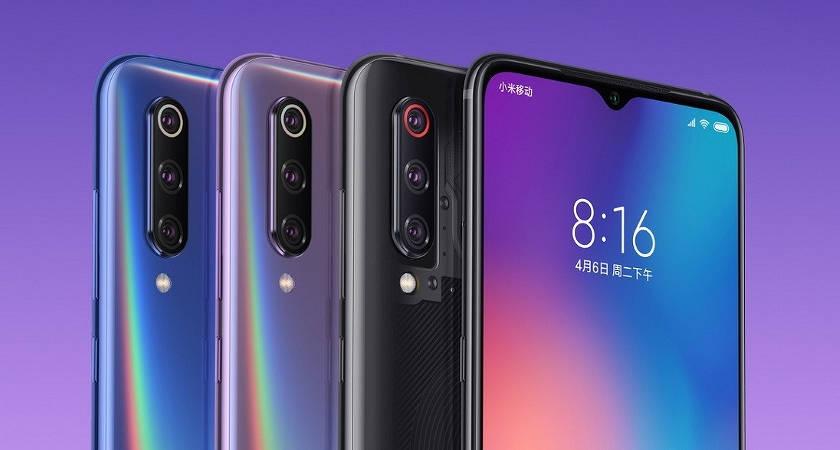 Xiaomi Mi 9 с 5G получит экран с разрешением QHD+