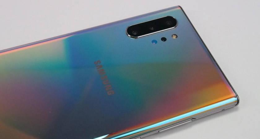 Стали известны официальные характеристики Samsung Galaxy Note 10