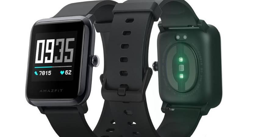 В продажу вышли новые смарт-часы Amazfit Health Watch