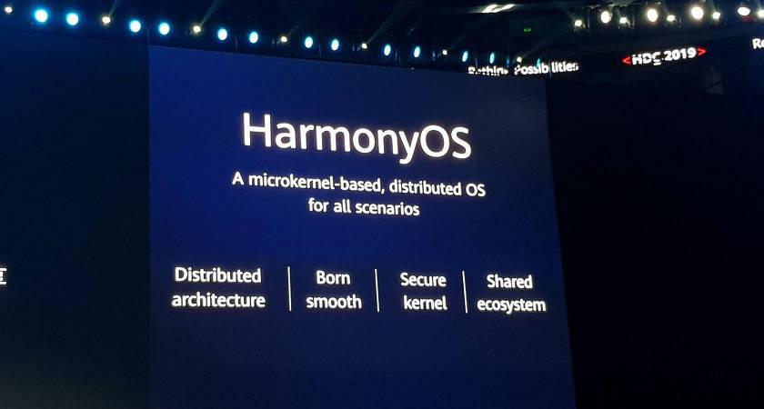 Вот и состоялась презентация HarmonyOS от компании Huawei