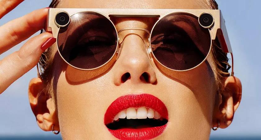 Компания Snap представила новые очки Spectacles 3 с HD-камерой