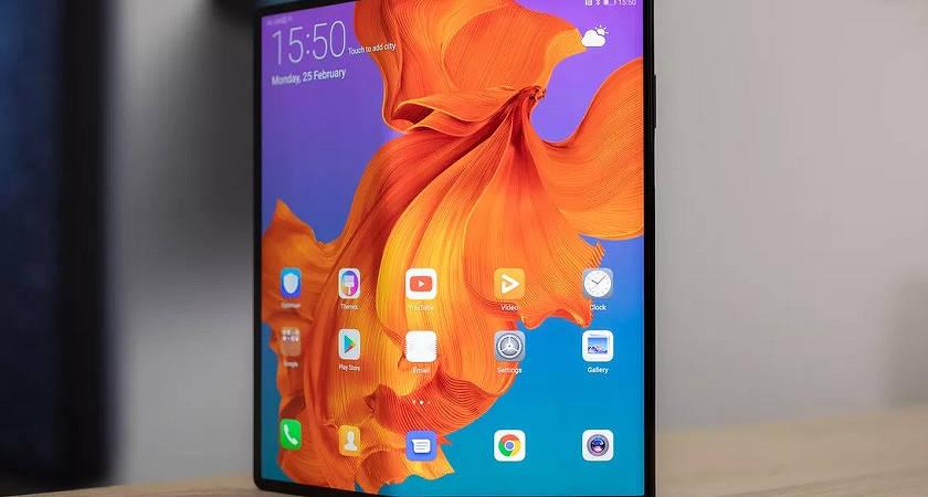 Показ Huawei Mate X снова переносят?