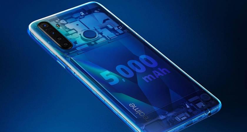 Realme представила линейку смартфонов за 200 долларов
