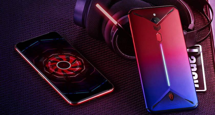 В Nubia назвали дату презентации геймерского смартфона Red Magic 3S