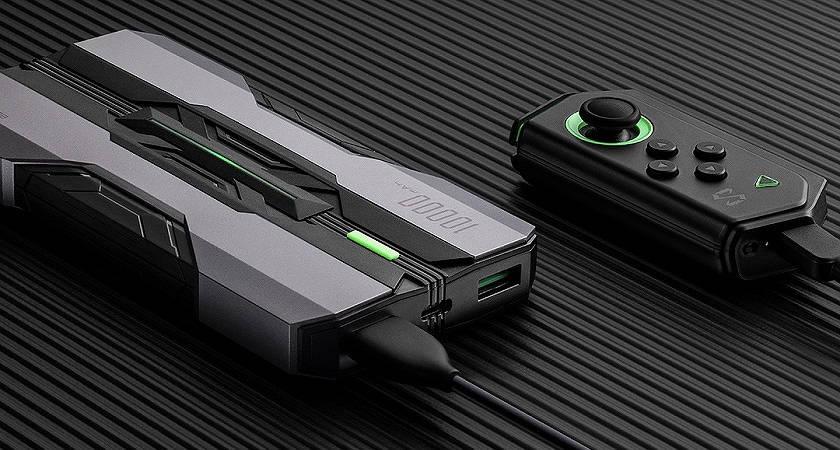 В Black Shark анонсировали портативный аккумулятор на 10 000 мАч