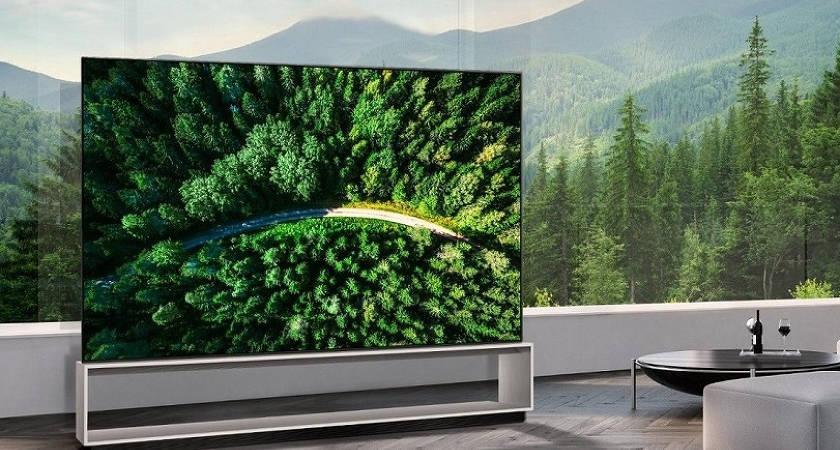 88-дюймовые 8K OLED-телевизоры от LG уже поступили в продажу