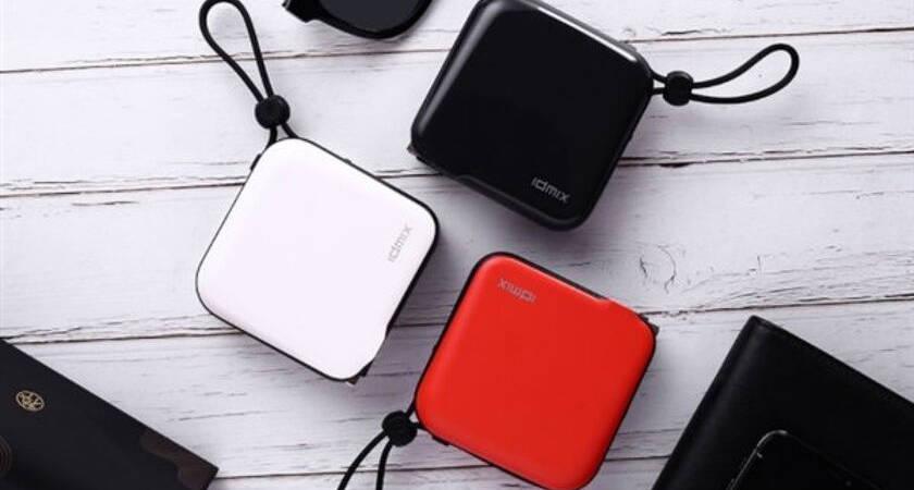 Xiaomi показали idmix Super Travel: портативный аккумулятор для розеток разных стран