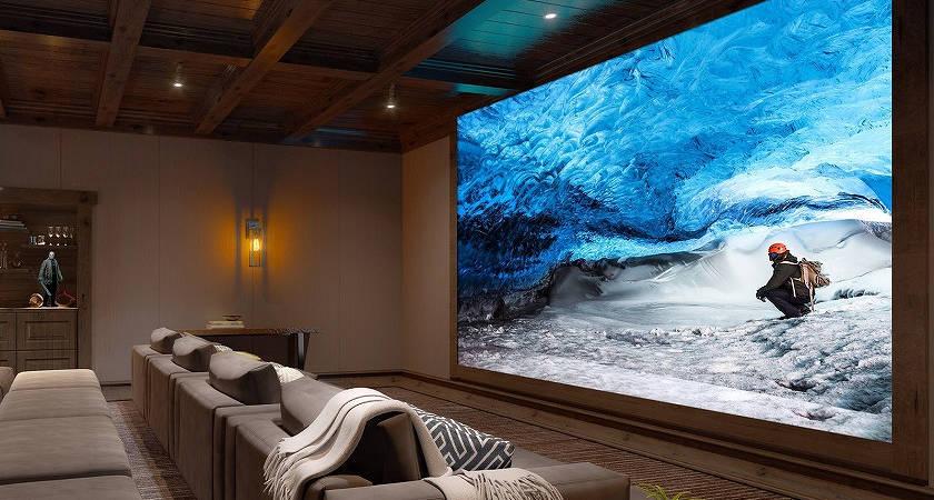 Sony представила телевизор Crystal с поддержкой 16К