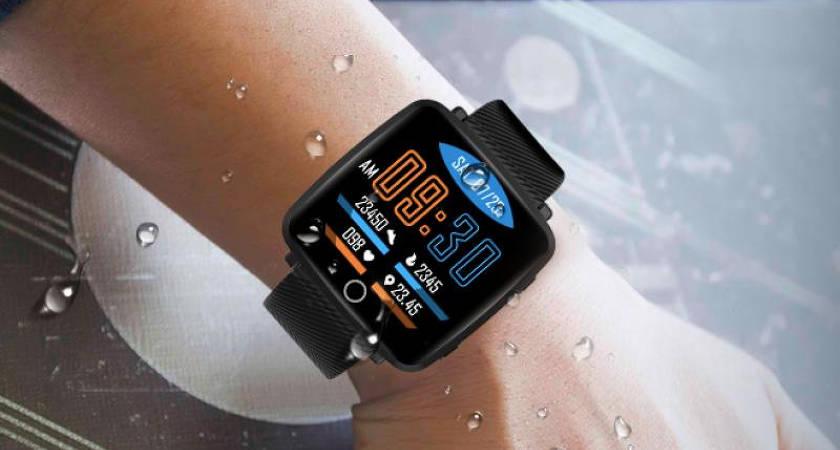 Компания Lenovo показала «умные часы» с изогнутым экраном