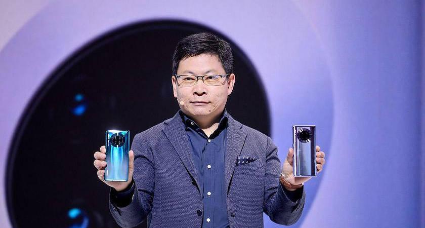 Huawei поделились планами: 20 млн смартфонов Mate 30?