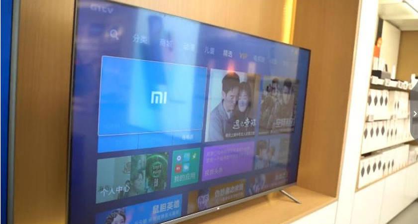 Xiaomi не выдержали: до презентации телевизор с 8K появился в фирменном магазине