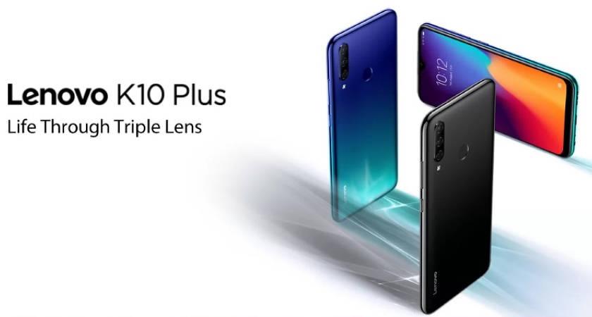 Смартфон Lenovo K10 Plus получил Snapdragon 632 и 4000 мАч всего за 155 долларов