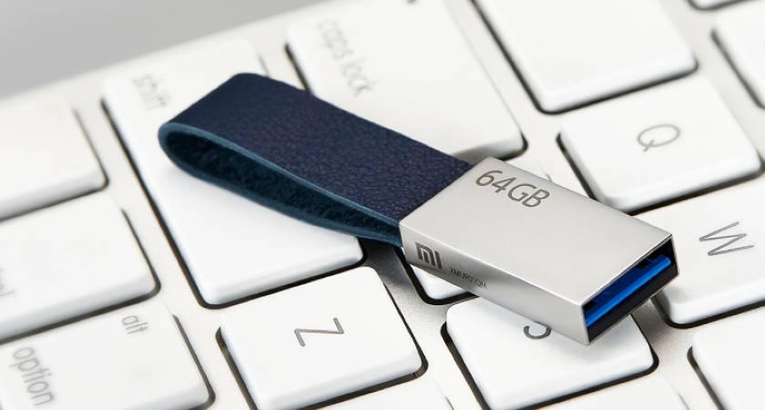 U-Disk Thumb Drive: новая компактная флешка от Xiaomi