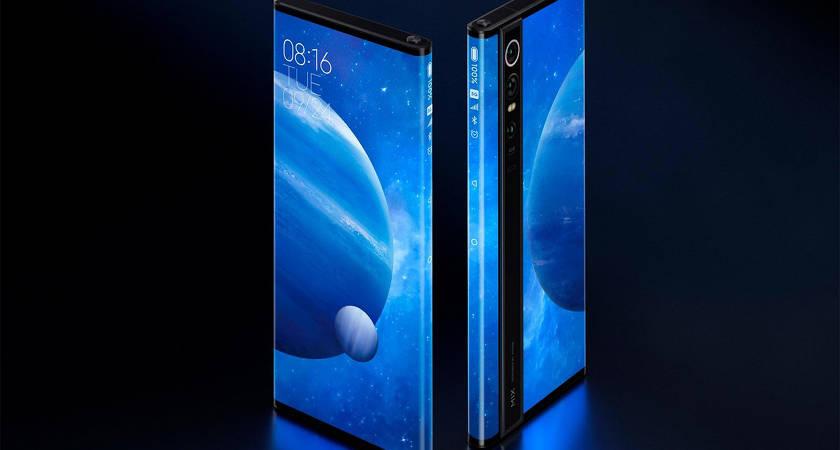 Xiaomi Mi Mix Alpha: первый смартфон со 108-мегапиксельным датчиком