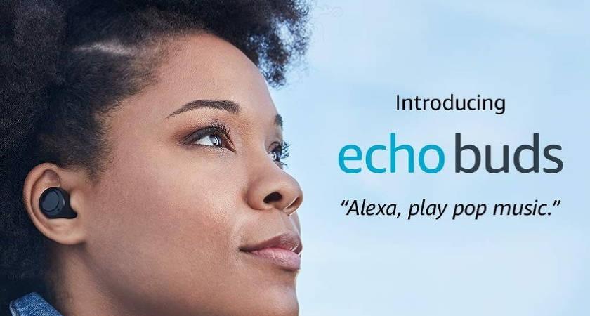 Чего ожидать от беспроводных наушников Amazon Echo Buds?