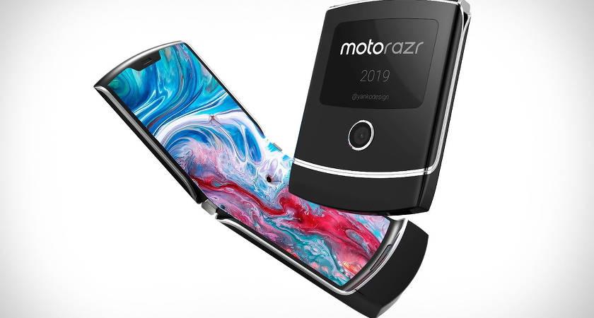 Когда покажут складной смартфон Motorola Razr?