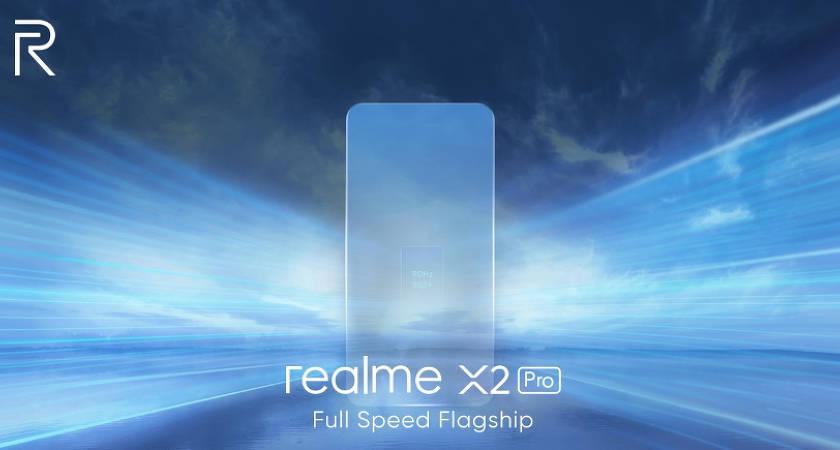 Realme X2 Pro: первые тизеры смартфона с 20-кратным зумом