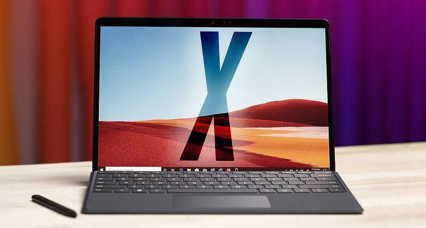 Microsoft Surface Pro X: новый планшет с ИИ-ускорителем