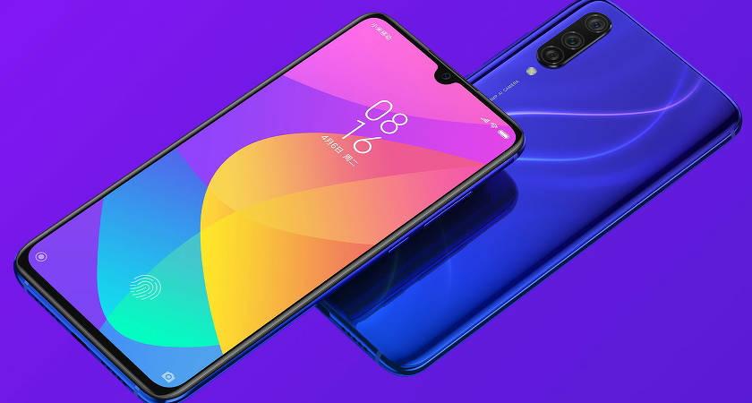 Неужели Xiaomi CC9 Pro появится не только в Китае?
