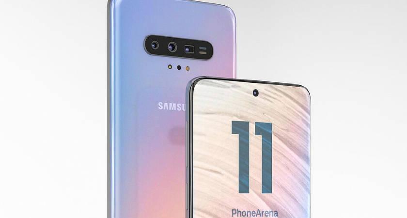 Названа дата выхода смартфона Samsung Galaxy S11