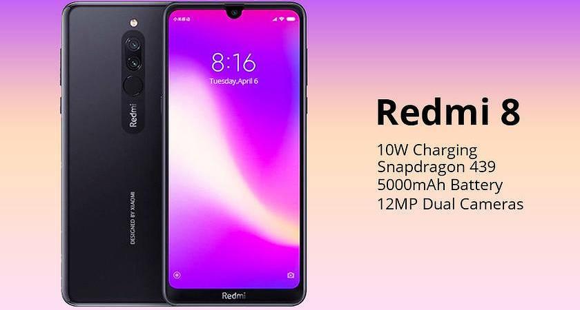 Redmi 8 уже продается на AliExpress