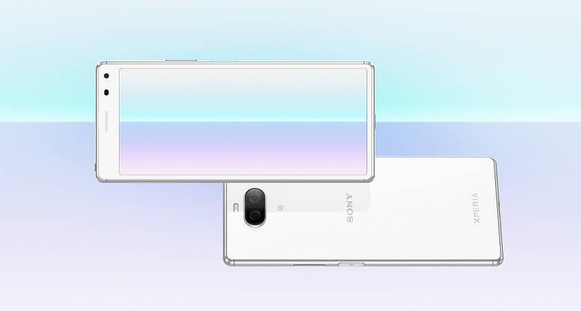 Названы возможности смартфона Sony Xperia 8 с защитой от воды
