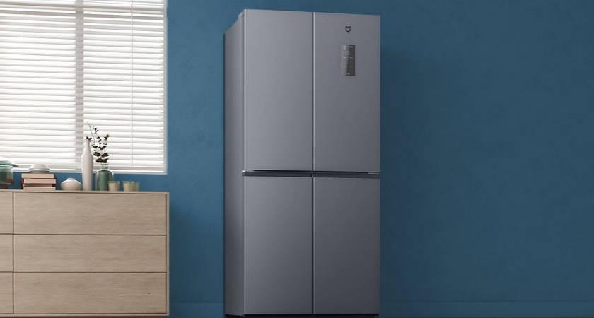 Компания Xiaomi показала 4 холодильника под брендом MiJia