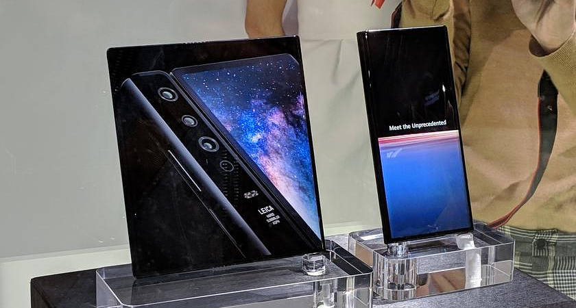 Названа дата старта продаж складного Huawei Mate X